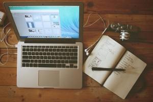 redactando un blog